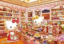 Jigsaw Puzzle 1000 Pieces Sanrio Hello Kitty Candy Shop Japan F/S