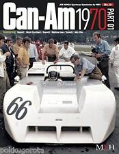 Can-Am 1970 PART-01 (Joe Honda Sportscar Spectacles by HIRO NO.10) Book
