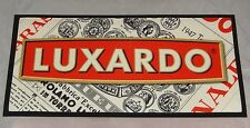 "BRAND NEW ~ LUXARDO LIQUOR RUBBER BAR MAT BARWARE ~ 20"" L x 11"" W"