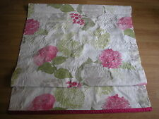 NEXT PINK FLOURISH BLACKOUT ROMAN BLIND 60X120CM + FIXTURES goes curtains