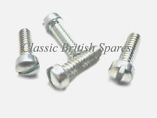 "Triumph BSA Lucas Handlebar Switch Housing Screws ""4"" 54115246 99-1188 A65 T120"