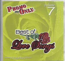 """PROMO ONLY- NEW! DVD 70s ~ 90s """"LOVE SONG VOL.7 """" MUSIC VIDEO"""