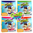 TWIN PACK GELLI BAFF - TURN BATH TIME INTO PLAYTIME! KIDS FUN - 2 JELLY BATHS