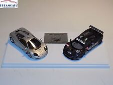 TSM Model 1/43 TSM14SS2 McLaren F1/ F1 GTR Two Car Set Signed Gordon Murray
