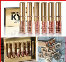 Kylie Jenner Lipkit Lord Metal Gold the Limited Edition Birthday