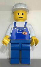 "LEGO STORE SHOP DISPLAY 19"" INCHES BIG HUGE MINIFIGURES"