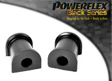 Powerflex negro de Poly Bush BMW E36 3 Compact trasero montaje de barra rodante Bush 15.5mm