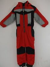 Sportscaster Insulated One Piece Snow Suit for Toddlers, size 4T. WINDPROOF