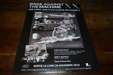 RAGE AGAINST THE MACHINE - Publicité de magazine / Advert !!! 20 ANS !!! 1