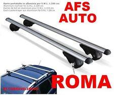 BARRE PORTATUTTO ALLUMINIO AFS X FIAT SEDICI CON CHIAVE ANTIFURTO MADE IN ITALY