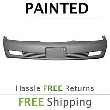 NEW Fits: 2000 2001 2002 Cadillac DeVille w/Fog Front Bumper Painted GM1000611