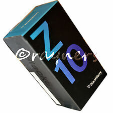 "Nuevo | BlackBerry Z10 Blanco Reino Unido Sim Libre | 4G 4.2"" 16GB BBM 8MP BB10 STL100-2"