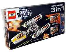 LEGO ® star wars 66411 super pack 3 en 1 (9488, 9489, 9495) Neuf New