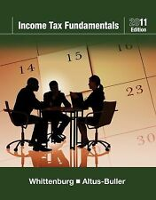 Income Tax Fundamentals 2011 (with H&R BLOCK At Home Tax Preparation Software CD