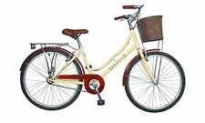 "Reflex Heritage 26"" Classic Ladies' Bike with Basket"