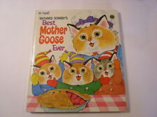 Richard Scarry's Best Mother Goose Ever, Golden Press, 1970, T Edition