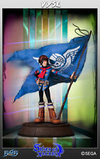 First4Figures Sega Skies of Arcadia Vyse Statue MINT IN BOX