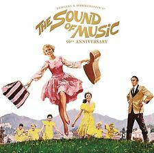 SOUND OF MUSIC CD - SOUNDTRACK [50TH ANNIVERSARY](2015) - NEW UNOPENED
