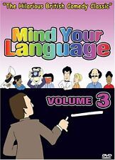 NEW Mind Your Language (DVD)