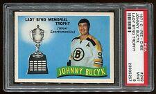 1971 O-Pee-Chee OPC #249 Johnny Bucyk Lady Bing Trophy PSA 9 MINT cert #23905257
