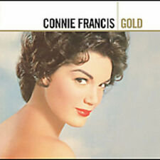 Gold - Connie Francis (2005, CD NIEUW)2 DISC SET