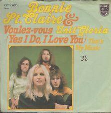 Bonnie St. Claire & Unit Gloria Voulez-Vous (Yes I Do, I Love You) 70`s Single