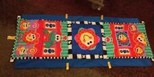 Fisher Price Kick and Crawl Playhouse Play Gym and Tunnel MAT ONLY from 1998