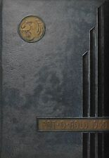 1940 Pot O' Gold - Yearbook South high School Lima Allen County Ohio