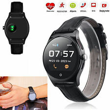 Bluetooth Smart Watch Heart Rate Monitor For Android LG G5 G4 G3 Mini Huawei P9