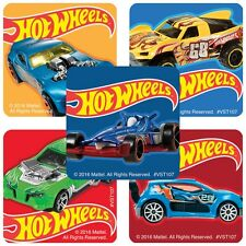 25 Team Hot Wheels Classic Cars Stickers Party Favor Teacher Supply Motor Racers