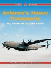 Antonov's Heavy Transports - Red Star Vol. 18, Gordon, Yefim, Very Good Book