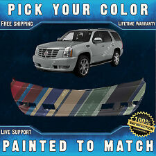 NEW Painted To Match- Front Bumper Cover For 2007-2014 Cadillac Escalade ESV EXT