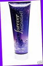1 Bath & Body Works FOREVER MIDNIGHT Body Cream Lotion Moisture 8 oz