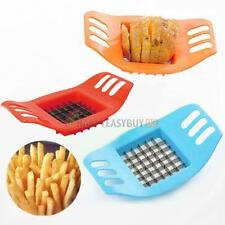 French Fry Potato Chip Cutter Slicer Maker Vegetable Chopper Blade Cooking Tools