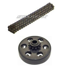 Scooter X Go Kart Clutch #35 Size 3/4 - 12 Tooth Sprocket + Chain Combo Part