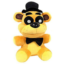 FNAF Five Nights at Freddy's Collector Golden Freddy Doll Plush Toys 18CM