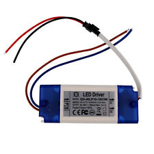 Constant Current Driver Reliable Safe Supply For 12-18pcs 3W LED Light 600mA