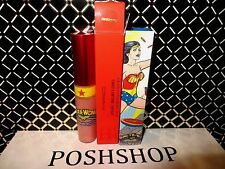 MAC  WONDER WOMAN  EMANCIPATION  JUMBO  LIPGLASS / LIP GLOSS