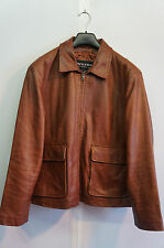 VINTAGE WILSONS LEATHER  MOTORCYCLE  JACKET SIZE L