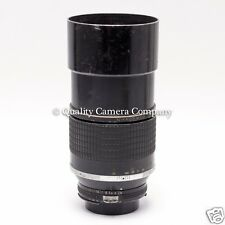 Nikon 180mm f/2.8 ED AIS Ai-S - STILL SHARP & GREAT PRICE TOO!!