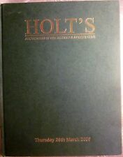 Holt's Auctioneers of Fine Modern & Antique Guns Catalogue March 2009