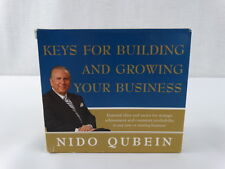 NIDO QUBEIN 6 CD SET Keys for Building & Growing your Business