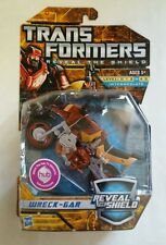 Transformers Reveal the Shield Generations/Classics Wreck-Gar Deluxe Class Moc