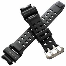 Original Casio Watch Strap Band for G-Shock GW-9200 G-9200 GW-9200J Black Resin