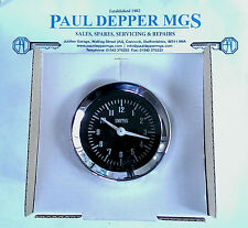 MG Midget Smiths Style Analogue Time Clock (Electrical) (52mm) (GAE128X)