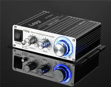 Lepy LP-2020A Hi-Fi Stereo Power Amplifier Digital Audio Home Car Auto Amp 20W×2