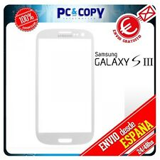 CRISTAL DE PANTALLA TACTIL PARA SAMSUNG GALAXY S3 i9305T TOUCH SCREEN BLANCO