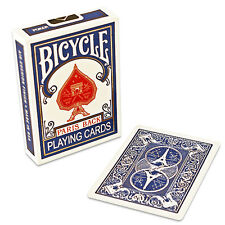Bicycle Paris Back Blue Playing Cards Brand New Sealed