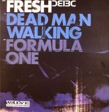 "DJ Fresh- Dead Man Walking/ Formula One 12"" Valve Recordings Drum and Bass"