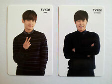 TVXQ COEX Artium Official Fortune Cookie PHOTO CARD Photocard Set / U-KNOW & Max